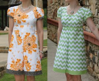 Um modelinho Serendipity Studio Bebe Dress , clássico, anos 60 que veste bem magrinhas e cheinhas. Modelagem do 36 ao 56.