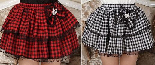 Esquema de modelagem de saia dois babados com elástico muito fácil de fazer do PP ao EXG.