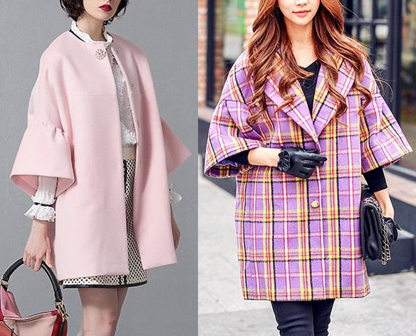 Um casaco fácil de fazer com esquema de modelagem do PP ao EXG.