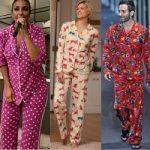 Pijama unisex gola esporte